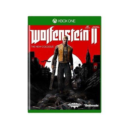 Wolfenstein II: The New Colossus - Usado -  Xbox One