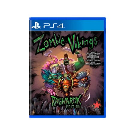 Zombie Vikings (Ragnarok Edition) - PS4