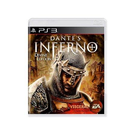 Dante's Inferno (Divine Edition) - Usado - PS3