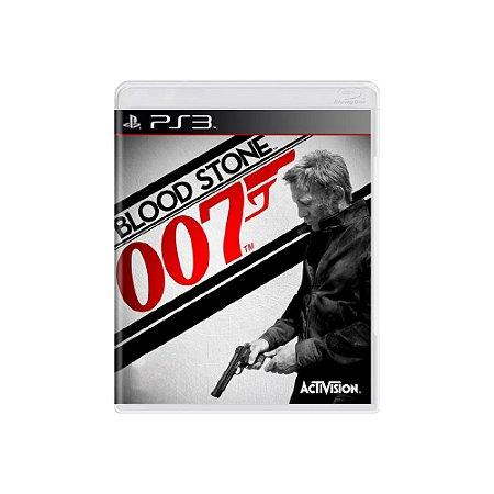 007 Blood Stone - Usado - PS3