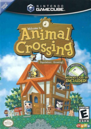 Welcome to Animal Crossing - Usado - Gamecube