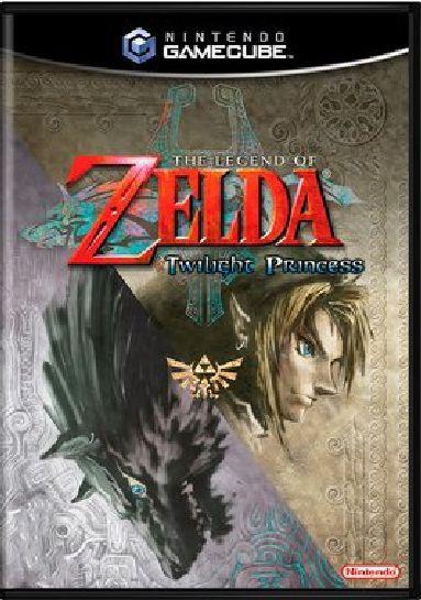 The Legend of Zelda Twilight Princess - Usado - Gamecube