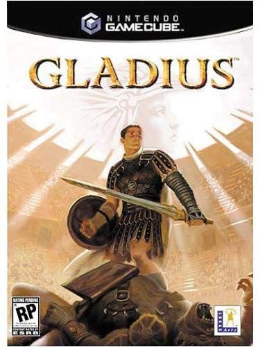 Gladius - Usado - Gamecube