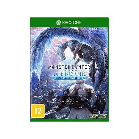 Monster Hunter World: Iceborne (Master Edition) - Xbox One