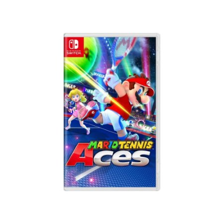 Mario Tennis Aces - Usado - Switch