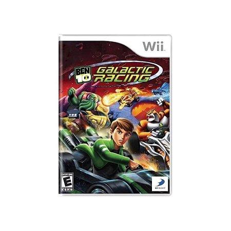 Ben 10: Galactic Racing - Usado - Wii