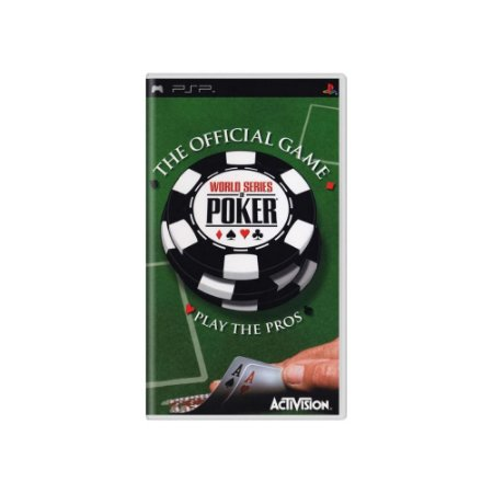 World Series of Poker (Sem Capa) - Usado - PSP