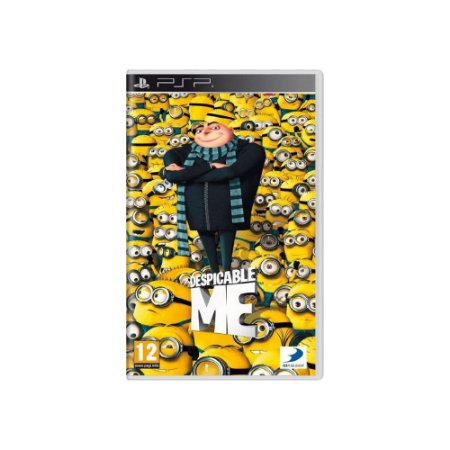 Despicable Me: The Game - Usado - PSP