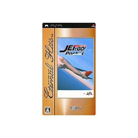 Jet De Go! Pocket - Usado - PSP