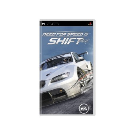 Need For Speed: Shift - Usado - PSP