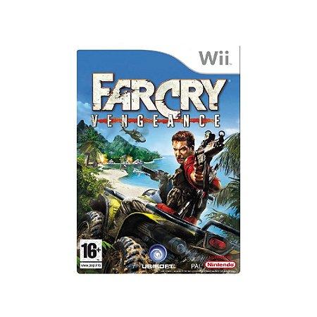 Jogo Far Cry vengeance - |Usado| - Wii