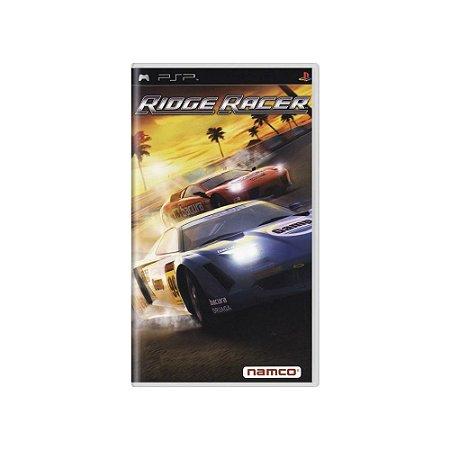 Ridge Racer - Usado - PSP