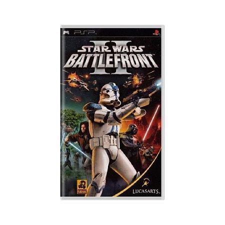 Star Wars: Battlefront II - Usado - PSP