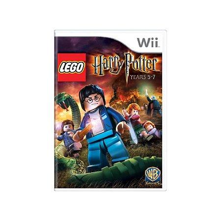 LEGO Harry Potter: Years 5-7 - Usado - Wii