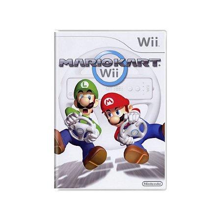Mario Kart - Usado - Wii