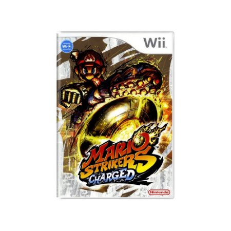 Mario Strikers Charged - Usado - Wii