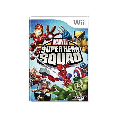 Marvel Super Hero Squad - Usado - Wii