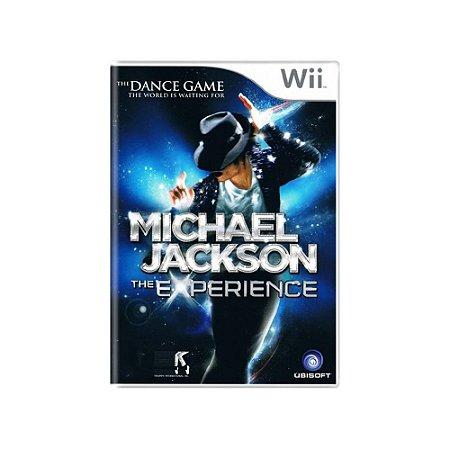 Michael Jackson: The Experience - Usado - Wii