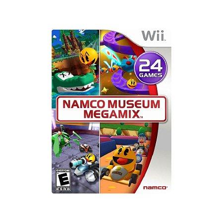 Namco Museum Remix - Usado - Wii