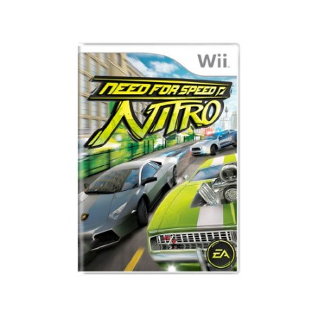 Need for Speed: Nitro - Usado - Wii