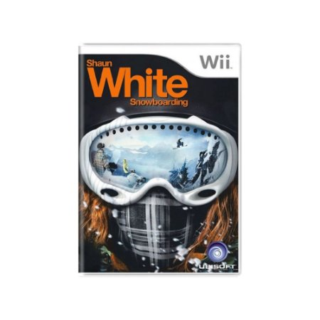 Shaun White Snowboarding: Road Trip - Usado - Wii