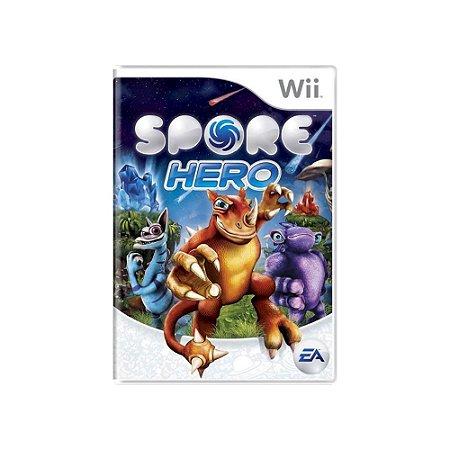 Spore Hero - Usado - Wii