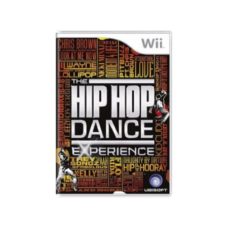 The Hip Hop Dance Experience - Usado - Wii
