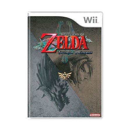 The Legend of Zelda: Twilight Princess - Usado - Wii