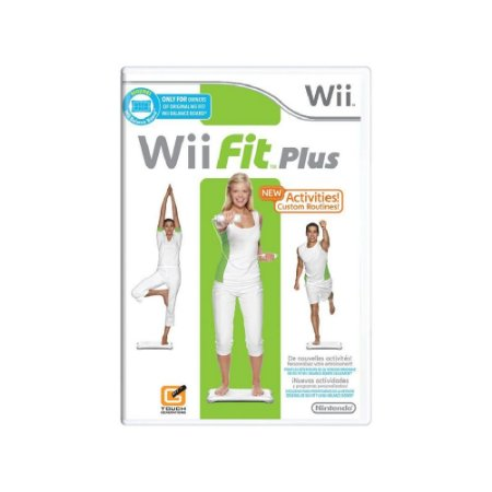 Wii Fit Plus - Usado - Wii