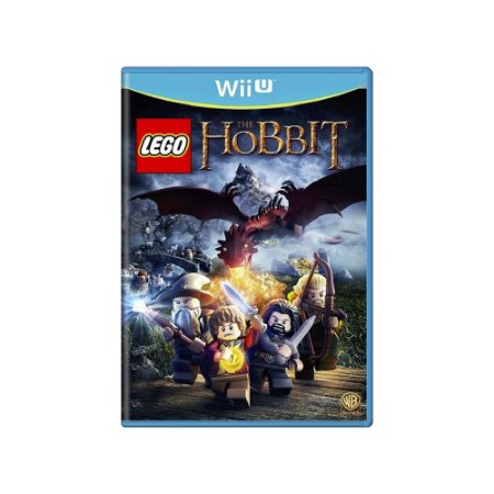 LEGO The Hobbit - Usado - Wii U