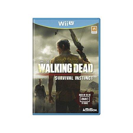 The Walking Dead: Survival Instinct - Usado - Wii U