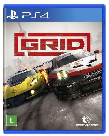 GRID - |Pré venda| - PS4
