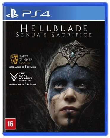 Hellblade: Senua's Sacrifice - PS4