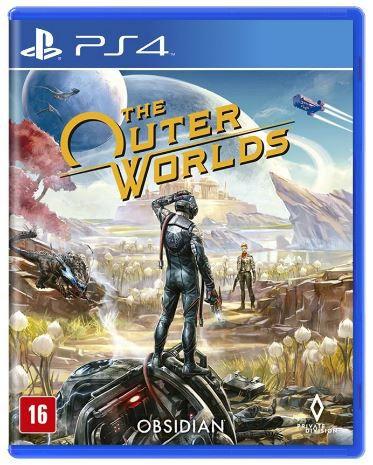 The outer Worlds - |Pré venda| - PS4