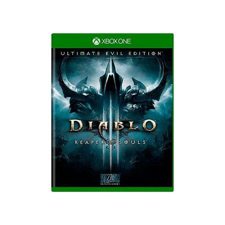 Diablo III: Reaper of Souls - Usado - Xbox One