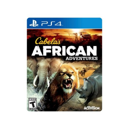 Cabela's African Adventures - Usado - PS4