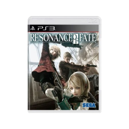 Resonance of Fate - Usado- PS3