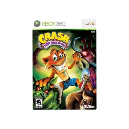 Crash: Mind over Mutant - Usado - Xbox 360