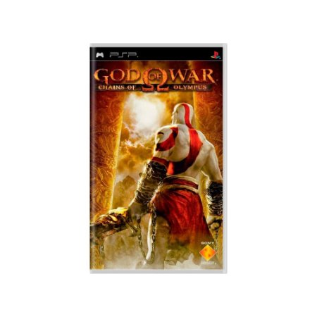 God of War: Chains of Olympus - Usado - PSP
