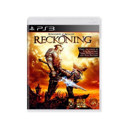 Kingdoms of Amalur: Reckoning - Usado - Ps3