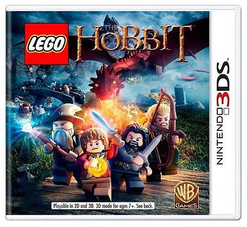 LEGO The Hobbit - |Usado| - 3DS