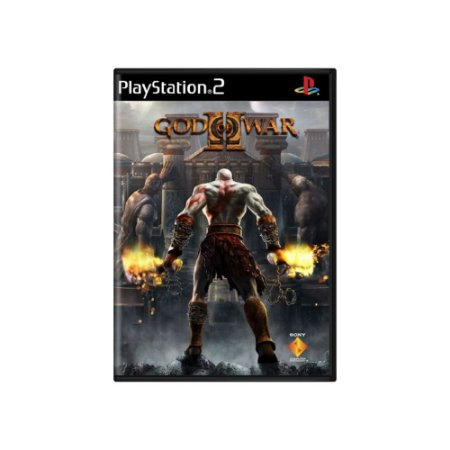 God of War II - Usado -  PS2