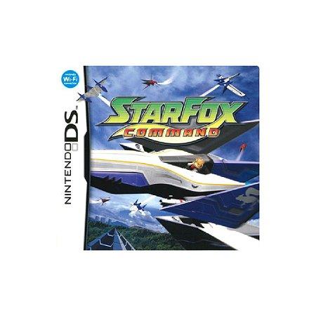 Star fox Command - Usado - Ds