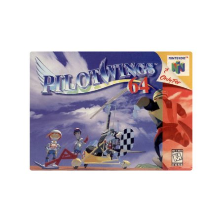 Pilotwings - Usado - N64