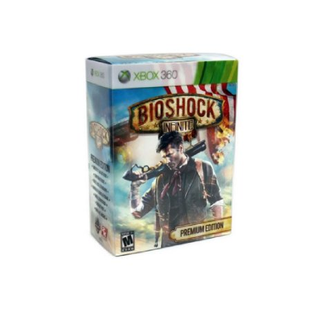 Bioshock Infinite (Premium Edition) - Usado - Xbox 360