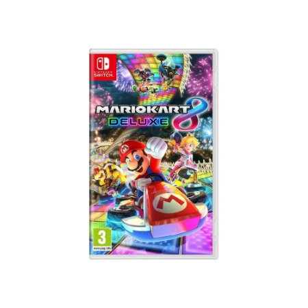Mario Kart 8 Deluxe - Usado - Switch