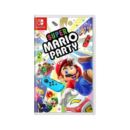 Super Mario Party - Usado - Switch