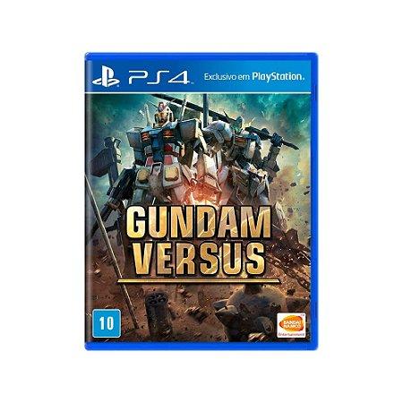 Gundam Versus - Usado - PS4