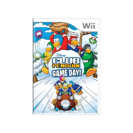 Club Penguin: Game Day! - Usado - Wii