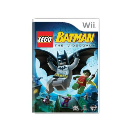 Jogo LEGO Batman: The Video Game - |Usado| - Wii